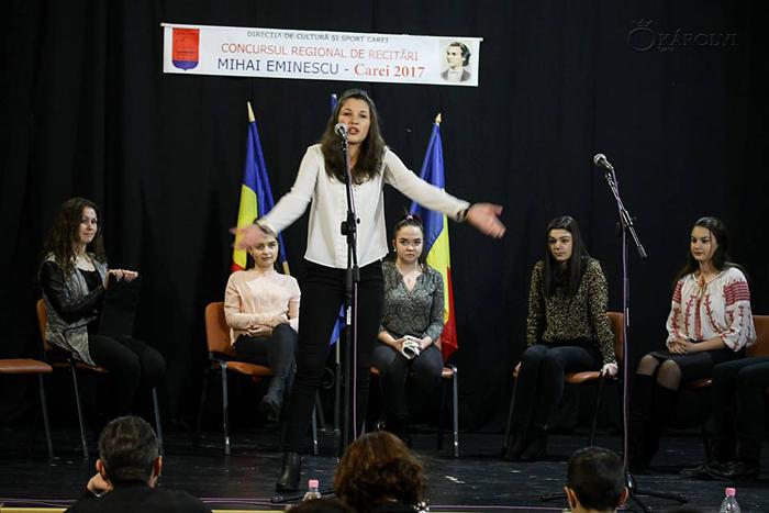 """Câștigătorii concursului de recitări """"Mihai Eminescu"""". Vezi lista completă (Foto)"""