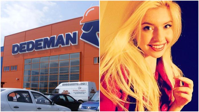 Cum arată moștenitoarea afacerii Dedeman. Are 23 de ani și este frumoasă foc