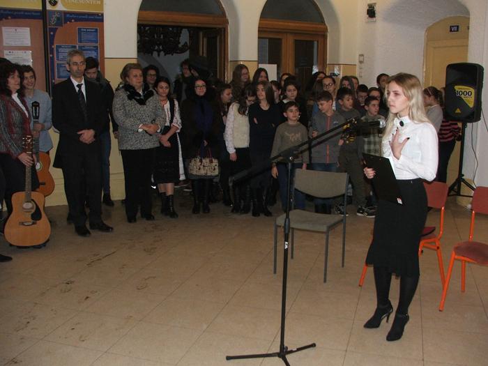 """Poetul nostru național, omagiat la Colegiul """"Mihai Eminescu"""" (Foto)"""