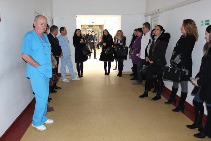 Donație pentru Spitalul Județean Satu Mare (Foto)