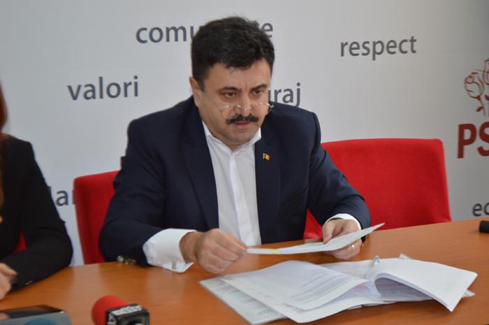 PSD își dorește un post de viceprimar la Satu Mare