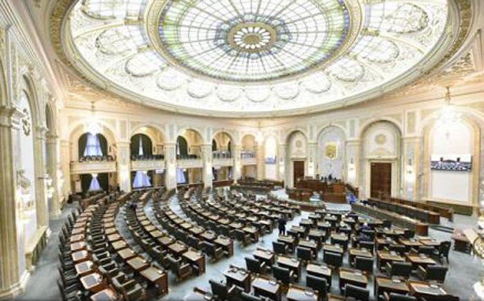 Senatul, convocat în prima sesiune ordinară din acest an