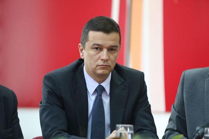 Sorin Grindeanu: Prefectul va avea funcție de demnitate publică, de secretar de stat