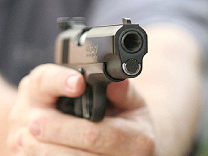 Focuri de armă la Satu Mare. Patru hoți, prinși în flagrant