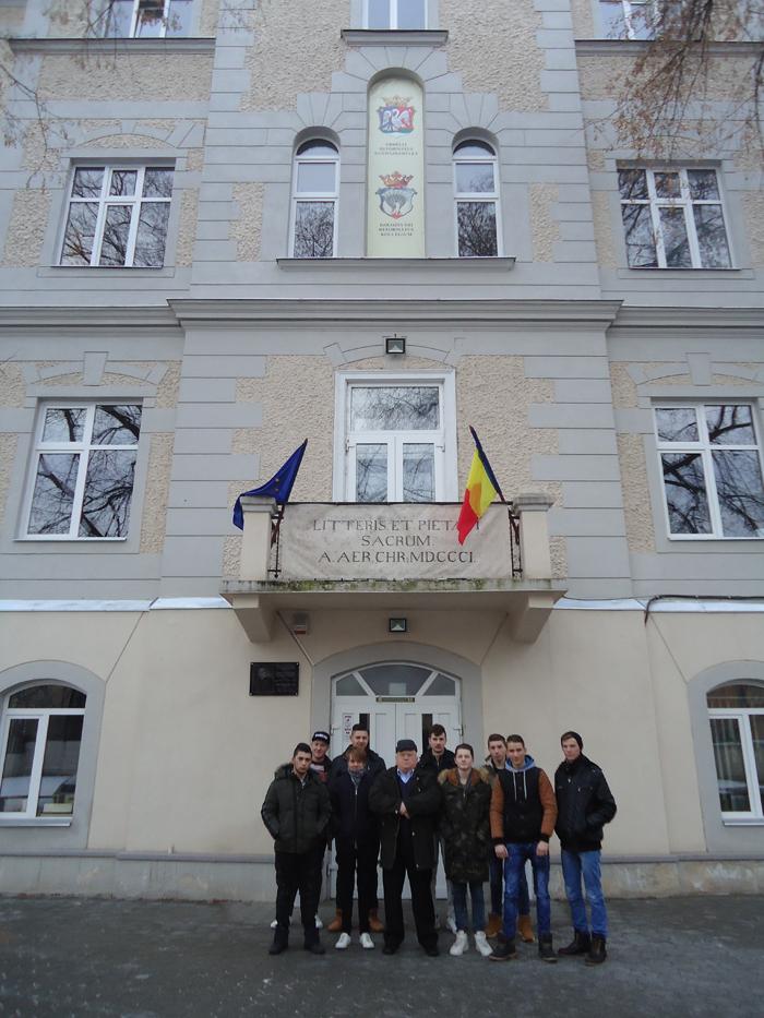Elevi sătmăreni, la un concurs în Cluj-Napoca