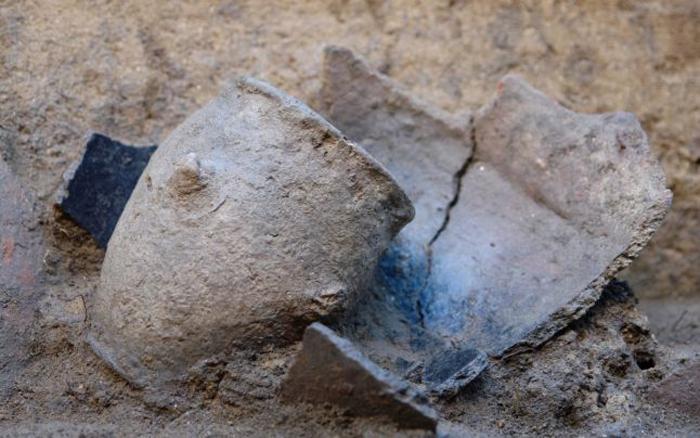 Instalație de încălzit casa, veche de 1000 de ani. A fost descoperită pe teritoriul României