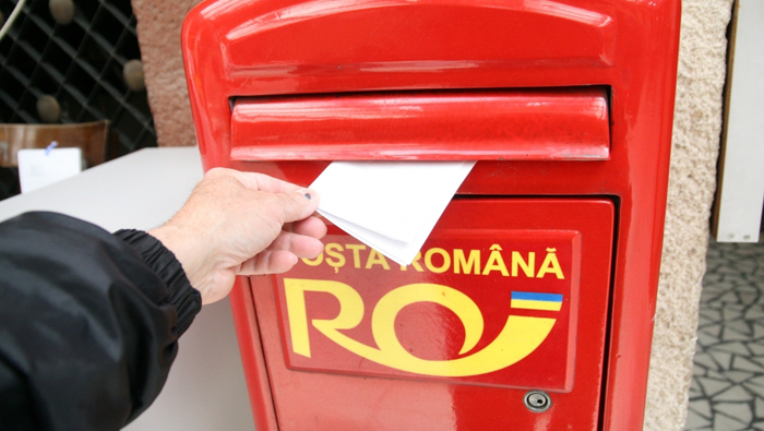 Întârzieri la scrisorile și pachetele livrate prin poștă. Vezi motivul