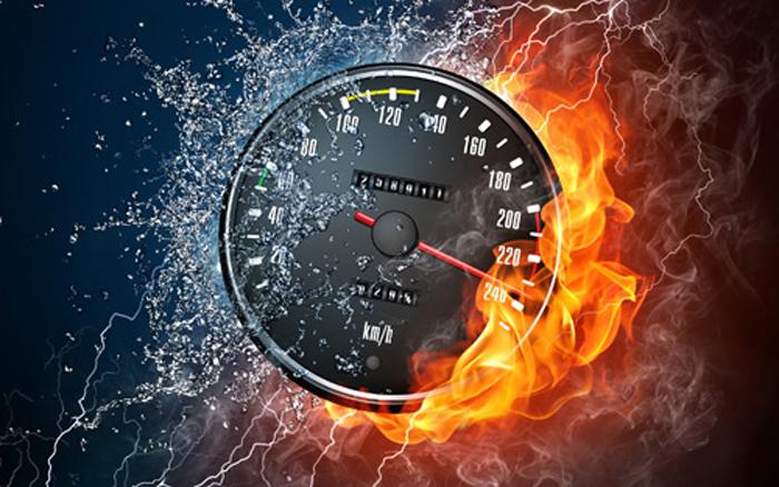 Apeși prea tare pedala de accelerație ? Atenție, viteza ucide !