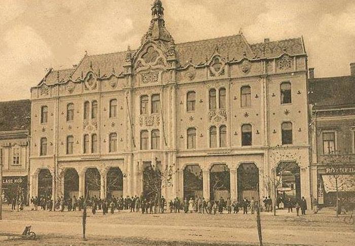 """Cum arăta Hotelul """"Dacia"""" cu 100 de ani în urmă (și nu numai) – Galerie foto"""