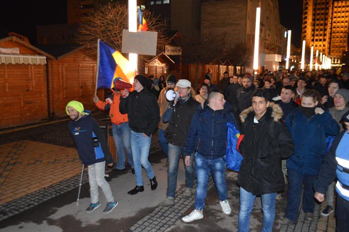 Gata cu protestele la Satu Mare