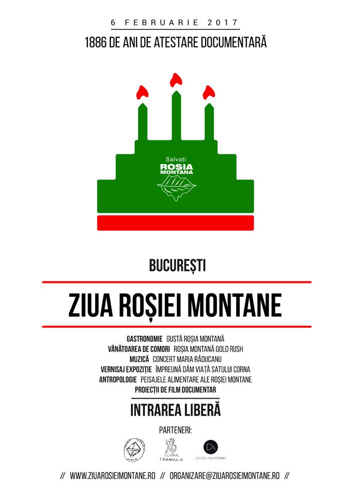 Ziua Roșiei Montane, la a VII-a ediție