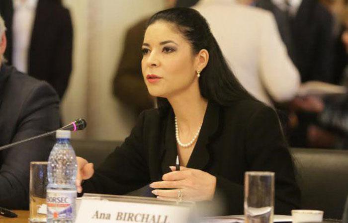 Ana Birchall, propusă ministru interimar la Justiție