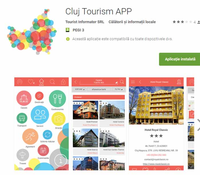 Județul Cluj dispune de o aplicație informatică demnă de secolul XXI. Pe când și la Satu Mare?