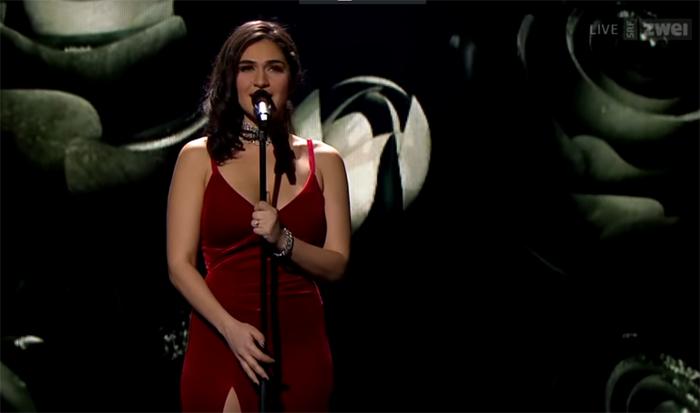O româncă va reprezenta Elveția la Eurovision 2017 (video)