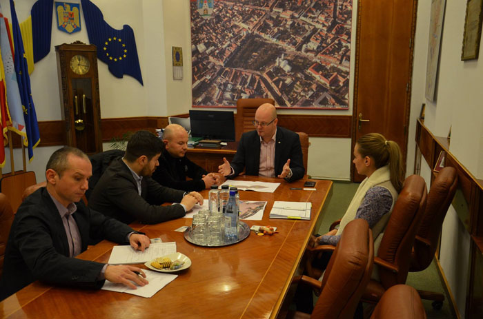 Oficialii NEPI au fost azi la Satu Mare