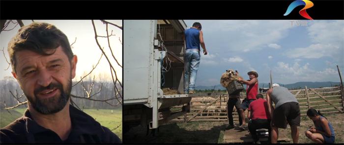 Țara Oașului, prin ochii lui Remus Țiplea, pe TVR2 și TVR HD
