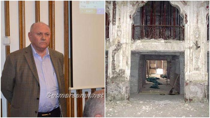 Vasile Țânțaș a fost încarcerat. Familia va ataca decizia la CEDO
