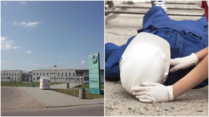 Angajatul fabricii Draxlmaier care a căzut de pe schelă, a murit