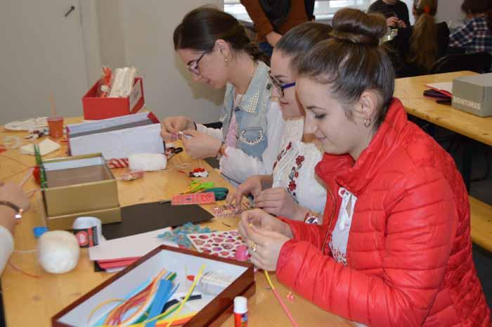 Atelier de creație la Muzeul de Artă (Foto)