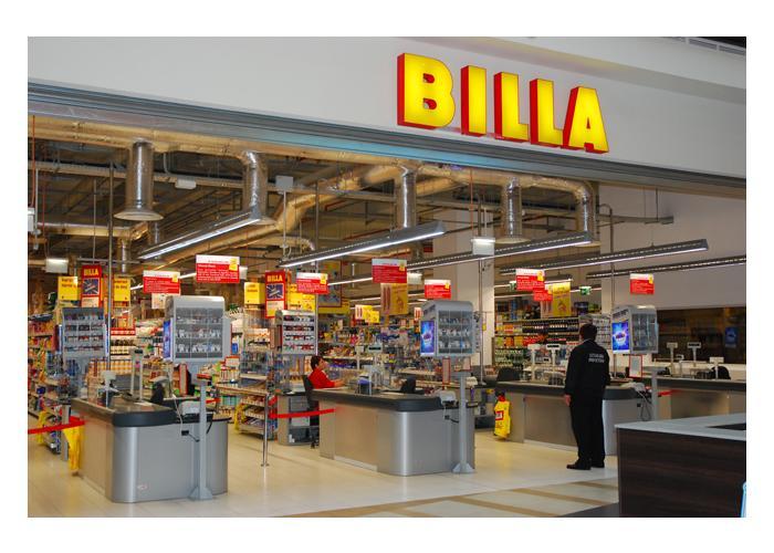 Supermarket-urile Billa dispar. Vezi ce magazine le iau locul