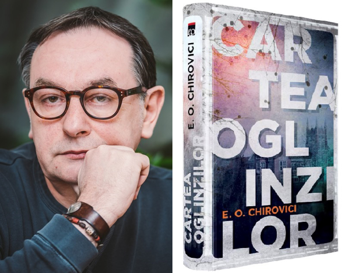 """Romanul fenomen """"Cartea oglinzilor"""" a fost publicat și în România. Vezi detalii"""