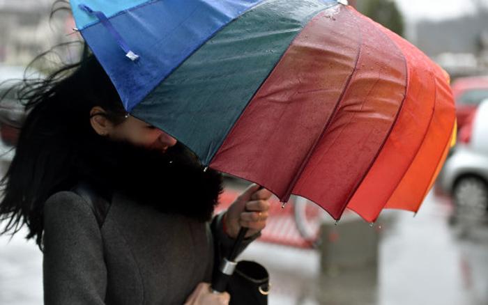 Județul Satu Mare sub atenționare de precipitații abundente și vânt puternic