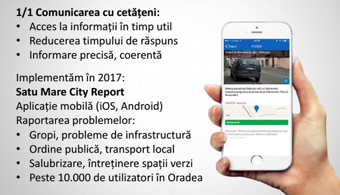 Pe viitor vom comunica doar online cu Primăria Satu Mare. Ce proiect are municipalitatea