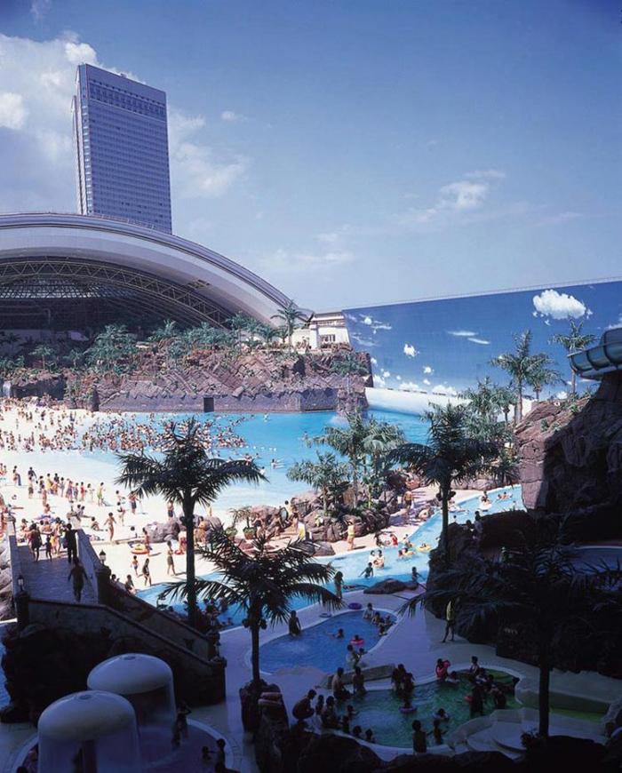 Cum arată cel mai mare parc acvatic din lume (Galerie foto&video)