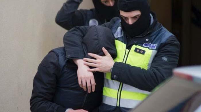 Pedofil din Satu Mare, încătușat la graniță