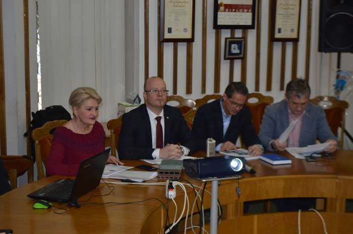 Kereskenyi Gabor: Anul 2017 va fi unul al reparațiilor și proiectelor