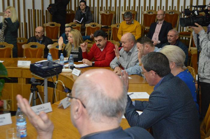 Consilierii municipali au alocat bani pentru Competiția Internațională de Scrimă