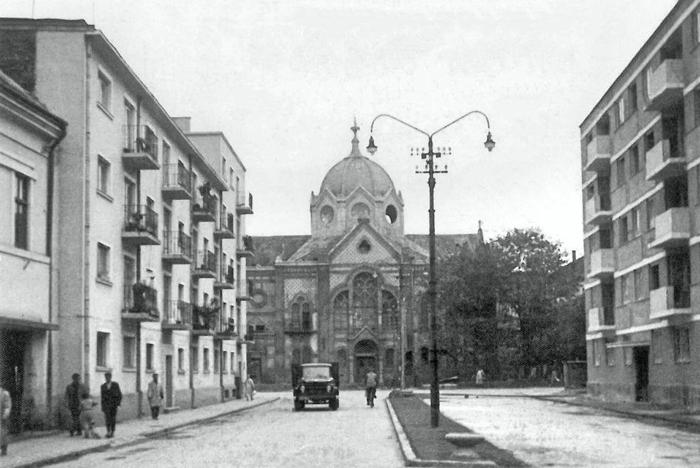 Ce se afla odinioară pe locul actualului sediu al IPJ Satu Mare (Fotografii de arhivă)