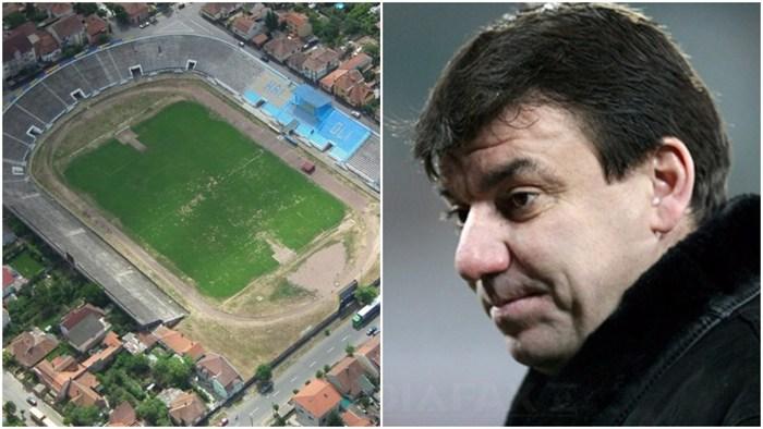 """Consilierii au votat. Stadionul se numește """"Olimpia – Daniel Prodan"""""""