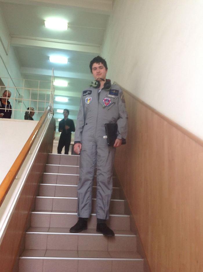 """Elev de la Colegiul """"Mihai Eminescu"""", pe podiumul unui concurs național"""