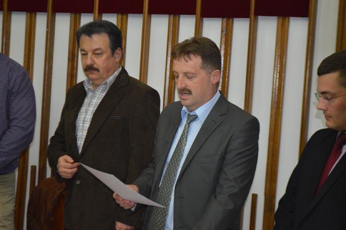 Consiliul Local Satu Mare are un nou membru. Cine este acesta