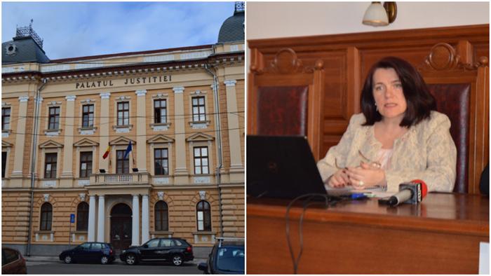 Lucrările de renovare a Tribunalului, finalizate aproape integral