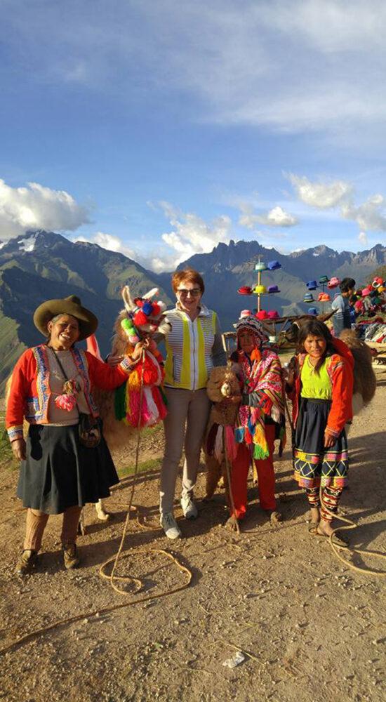 O sătmăreancă în America de Sud. Bolivia și Peru, în imagini fascinante (Galerie foto)