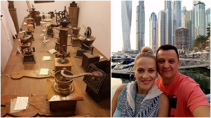 Cum arată Muzeul Cafelei din Dubai ? Imagini surprinse de un sătmărean (Galerie foto)