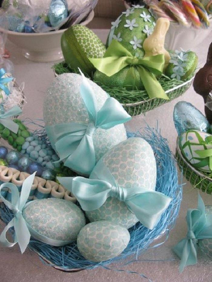 Decorațiuni pentru masa de Paște (Foto)