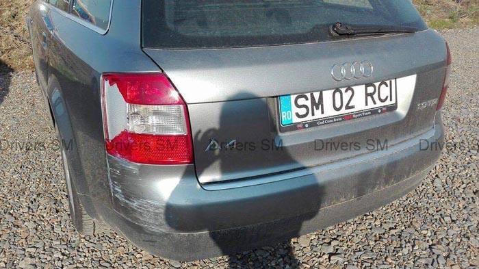 Cine i-a lovit mașina ? Vinovatul, căutat pe Facebook (Foto)