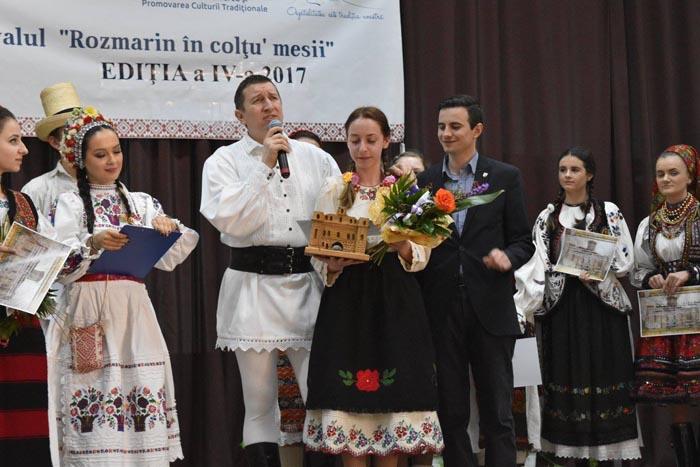 """Marele premiu la """"Rozmarin în colțu' mesii"""" merge în Maramureș (Foto)"""