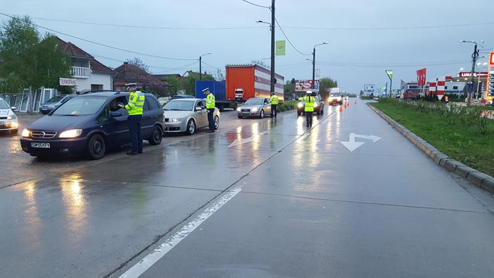 """Filtre ale Poliției în trafic. Vezi cine sunt """"vânați"""" (Foto)"""