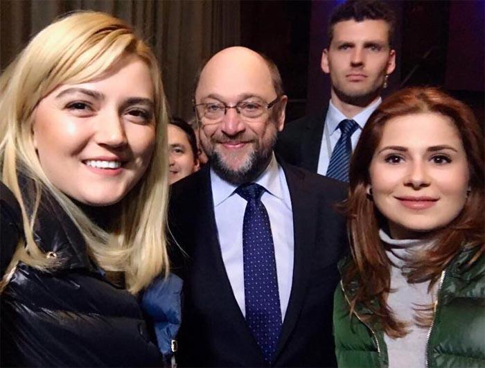 Deputatul Ioana Bran participă la Congresul Tinerilor Socialiști Europeni