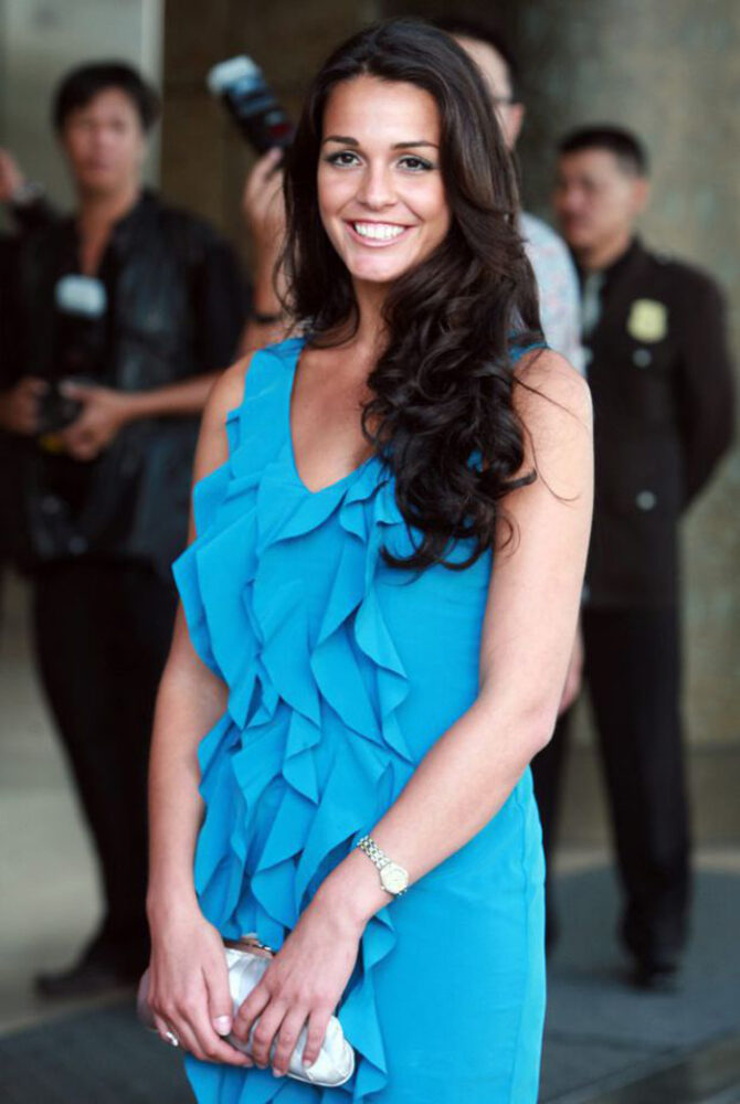 Fostă Miss World, desemnată primar (Foto)