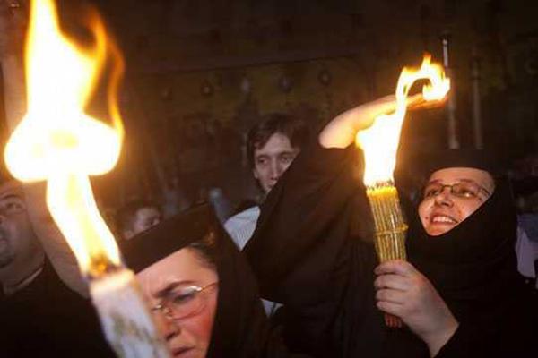 Sfânta Lumină ajunge și în acest an la Satu Mare