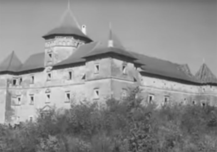 Cum arăta Castelul din Medieșu Aurit, cu 75 de ani în urmă. Fotografii inedite (Galerie foto)