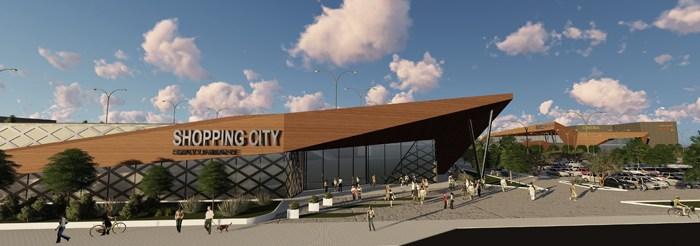 Lucrările la Shopping City Satu Mare, aproape finalizate: cel mai important centru comercial din regiune se deschide pe 6 decembrie