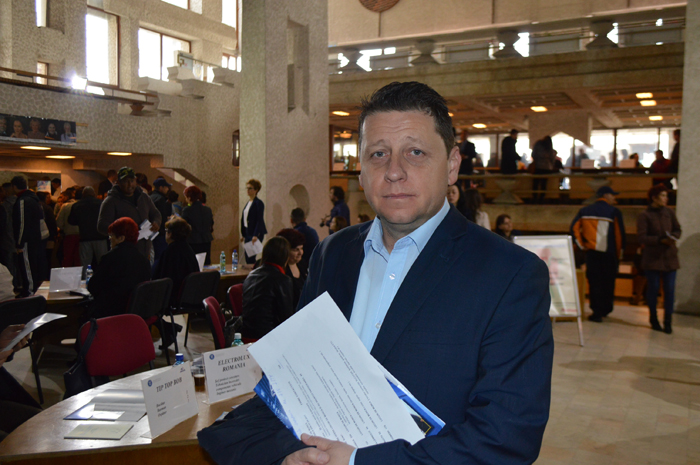 """Romeo Nicoară: """"E nevoie de o relaxare mai accentuată a legislației referitoare la angajări în sectorul privat"""""""