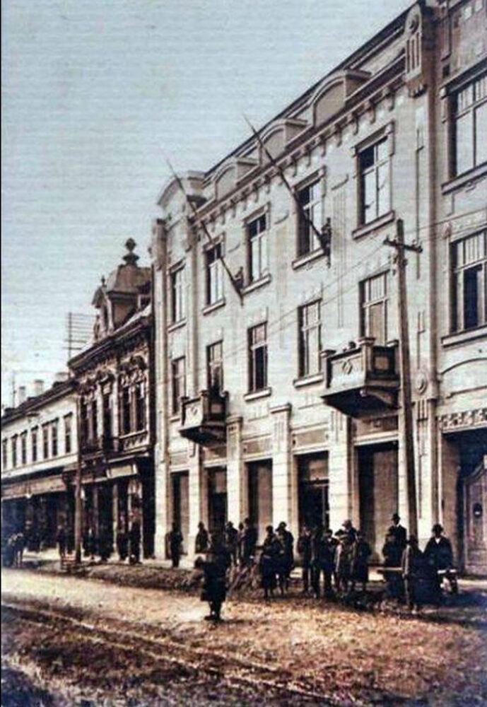 """Cum arăta Hotelul """"Victoria"""", cu  100 de ani în urmă. Știți unde se afla (Galerie foto)"""