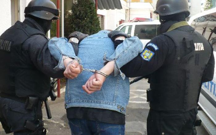 Sătmărean căutat de polițiștii francezi, arestat. A fost condamnat la 4 ani de închisoare